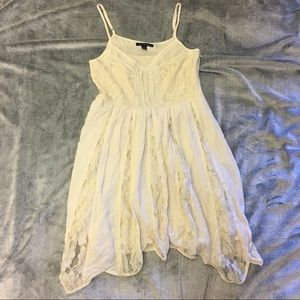 American Eagle dress top floral lace tank top